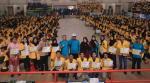 BEM Unilak Jaya Sukseskan Pamaba Unilak 2019