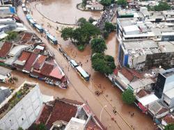 BNPB: 11 Wilayah Nyatakan Status Tanggap Darurat Bencana