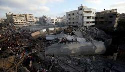 Perlu Rp2,14 Triliun Bangun Kembali Gaza