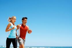 Olahraga Lari Bareng Pasangan Bisa Bikin Hubungan Makin Mesra
