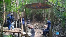 Tak Dipandang, Kini Mangrove Center Jadi Buah Bibir