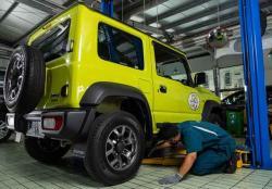Suzuki Recall Jimny, Ini Penyebabnya