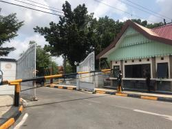 DPRD Riau Perketat Gerbang Masuk