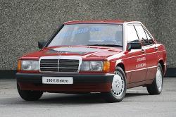 Ternyata, 30 Tahun Lalu, Mercedes-Benz Sudah Produksi Mobil Listrik