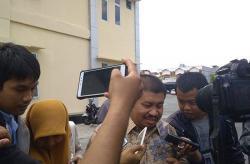 KPK Perpanjang Penahanan Bupati Bengkalis Nonaktif Amril Mukminin