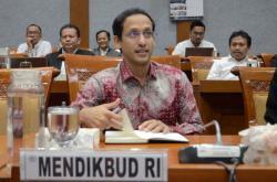 Nadiem Harap PGRI dan Muhammadiyah Ikut POP