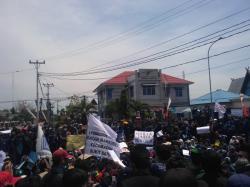 Gempur Gelar Aksi, DPRD Layangkan Surat ke Presiden