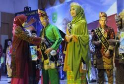 Iqbal dan Dina Terpilih Jadi Bujang dan Dara 2021 Inhu