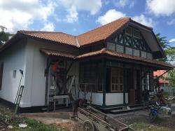 Revitalisasi Rumah Wedana Habiskan Rp999 Juta