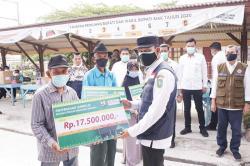 65 Warga Mendapat Bantuan Renovasi Rumah