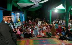 Kampanye di Hulu Kuantan, Indra Putra: Rasa Dikampung Sendiri