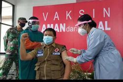 2.240 Nakes Jadi Sasaran Pertama Vaksin