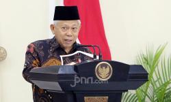 Wapres Maruf Amin Meminta Maaf