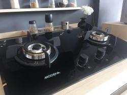 Gas Safety Technology pada Modena Energia BH 5725 LK, Memasak Semakin Aman