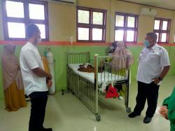RSUD Indrasari Rengat Rawat Bayi Gizi Buruk