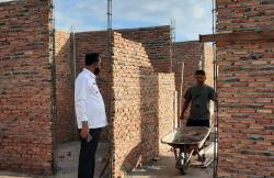 Bupati: Pembangunan Rusus Nelayan Harus Sesuai Bestek