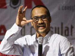 Kata Samad, UU Hasil Revisi Terbukti Lemahkan KPK