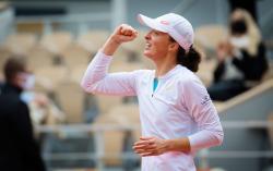 Swiatek, si Cantik yang Membuat Rekor di Roland Garros