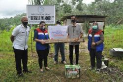 Pertamina EP Lirik Field Salurkan Bantuan Ternak