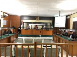 Hakim Tolak Eksepsi Terdakwa Dugaan Korupsi di Kuansing