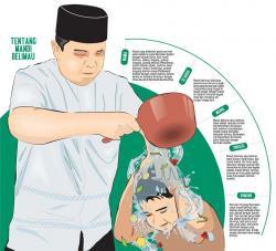 Mandi Belimau Sambut Ramadan