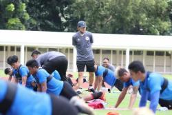 Pelatih Timnas Shin Tae-yong Positif Covid-19