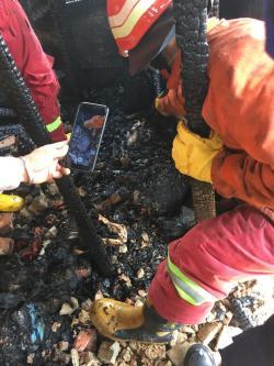 Tragis, Gara-gara Main Korek Api Balita Usia 3 Tahun Tewas Terbakar