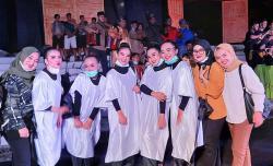 Sanggar Tasek Seminai Siak Tampil di Taman Budaya Pekanbaru