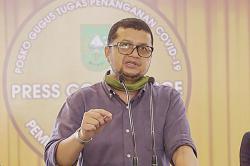 Pasien Positif Bertambah Setiap Hari di Riau