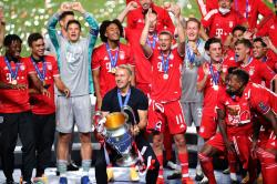 Singkirkan PSG, Muenchen Raih Gelar Keenam Liga Champions