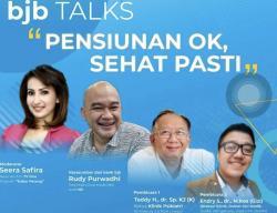 BJB Talks Webinar, Simak Tips Persiapan Masa Pensiun dari Ahlinya