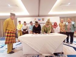 Chevron-LAMR Bangun Sentra Ekonomi Kreatif dan Budaya Melayu