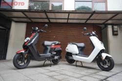 Motor Listrik NIU Merek Asal Eropa Rambah Indonesia
