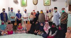 DPW PAN Riau Bantu Panti Asuhan Muhammadiyah dan Aisyiyah