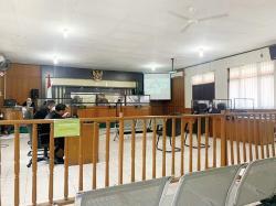 Jaksa Dakwa Mursini Pasal Berlapis