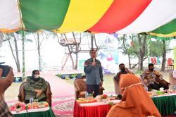 Bertemu dengan Pelaku Parekraf di Pulau Rupat, Ini Pesan Gubri