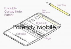Samsung Galaxy Note Selanjutnya Dalam Model Lipat