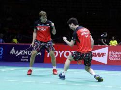Pelatih India Nilai Marcus/Kevin Hampir Tak Punya Kelemahan Berarti