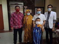 Puluhan Anak Ikuti Khitanan Massal di Rumah Sakit Eria