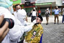 Rapid Test Massal di Duri, 14 Orang Reaktif