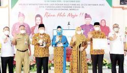 Rohul Terima Penghargaan APE