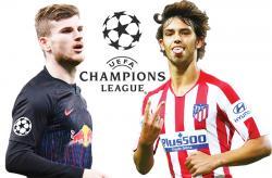 RB Leipzig v Atletico Madrid: Bekal Dari Seixal