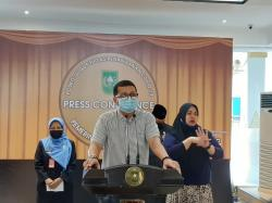 Penambahan Satu Pasien Positif di Riau Warga Lampung