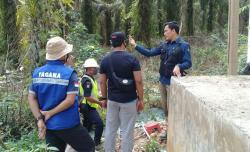 Dinas ESDM Riau Pastikan Semburan Gas di Tenayan Raya Tak Berbahaya