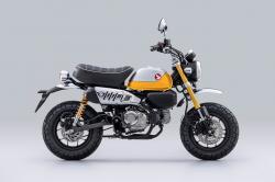 Motor Unik dan Ikonik Honda Monkey Tampil Semakin Bergaya