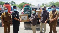 BOB PT BSP Pertamina Hulu Bantu Peralatan Medis