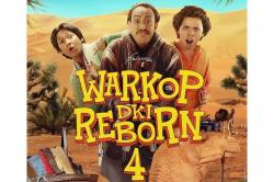 Warkop DKI Reborn 4, Pemungkas Petualangan di Maroko