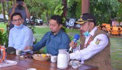 Bupati Minta DPR-DPD RI Perjuangkan Exit Tol XIII Koto Kampar