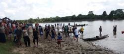 Ikut Mancing, Seorang Anak Tenggelam di Sungai Kampar Buluhcina