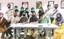 STIKes Awal Bros Pekanbaru Berangkatkan Mahasiswa Magang ke Dumai